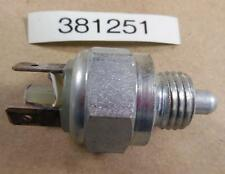 NEW OEM VOLVO 240 260 Reverse Light Switch 381251 SHIPS TODAY
