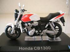 Ixo Altaya Honda Cb1300 CB 1300 Rojo Blanco Blanco Rojo Moto 1:24 Moto