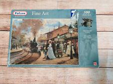 Fine Art Sentimental Journey By Alan Maley 500 Piece Jigsaw Puzzle Falcon