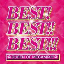 V.A.-BEST!BEST!!BEST!!! QUEEN OF MEGAMIX!!!-JAPAN CD D67