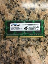 Crucial 4GB DDR3 1333MHz (PC3-10600) 204-Pin Laptop Memory for Mac