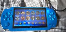 4.3Inch X6 8GB Handheld Game Console Player Built-in Games Portable Console