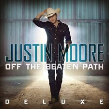 Justin Moore - Off the Beaten Path [New CD] Deluxe Edition