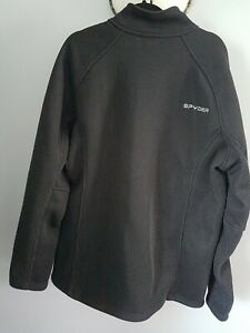 Mens spyder foremost full zip jacket xl