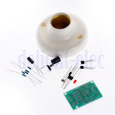 DIY Kit Clap Switch Sound Sensor Electronic Production with E27 bulb holder  DG