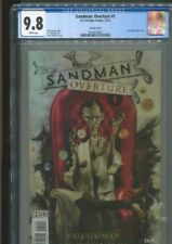 SANDMAN: OVERTURE 1 VARIANT COVER BY DAVE McKEAN BEST CGC GRADE NM/MINT 9.8