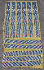 Antique Chinese textile hand woven silk tapestry Kossu Kesi uncut dragon robe