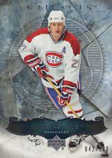 06-07 Artifacts SILVER xx/100 Made! Alex KOVALEV #50 - Canadiens