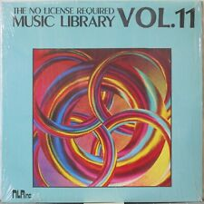 NO LICENSE REQUIRED MUSIC LIBRARY Hey Boxer Vol. 11 LP Fuzz/Funk/Breaks—ARP-LIFE