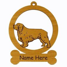 Clumber Spaniel Ornament 082152 Personalized With Your Dog's Name