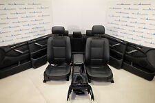 BMW X5 E53 pelle Sedili Interni pelle Sedili Interni in pelle Dakota Nero