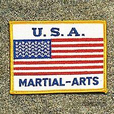 Awma Usa Martial Arts Patch