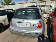 Mini Cooper manual R53 Wrecking parts only