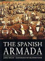 The Spanish Armada (Osprey Trade Editions)-ExLibrary