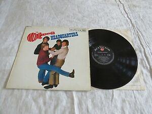 THE MONKEES-headquarters '67 UK MONO RCA LP ORIG. U.S PSYCH POP BAND