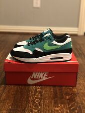 Nike Air Max 1 Neptune Green / Black Size 12