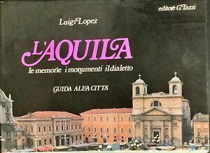 L'AQUILA - LUIGI LÒPEZ - TAZZI 1988