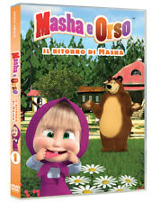 Masha E Orso - Il Ritorno Di Masha DVD KOCH MEDIA