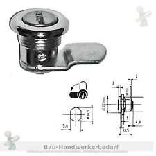Hebelzylinder RONIS R III - VS mit Mutter und Hebel 32*2*15 mm