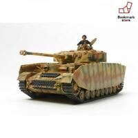 New TAMIYA No.84 German Army IV Tank H Type Late Type F/S from Japan