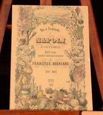 1958 Usi E Costumi Di Napoli Limited Edition Francesco de Bourcard