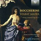 ENSEMBLE SYMPOSIUM BONCOMPAGNI - STABAT MATER-STREICHQUARTETT OP.41/1 CD NEU