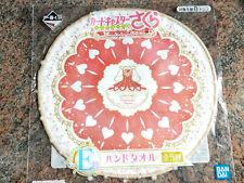 Cardcaptor Sakura Red Hearts Dress hand towel Starlight Collection Ichiban Kuji