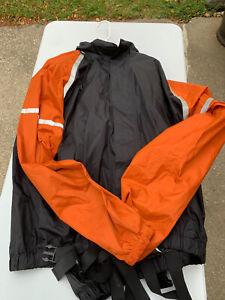 Harley Davidson Mens Rain Suit XXL