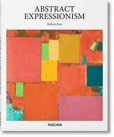 Abstract Expressionism Hardcover Barbara Hess