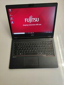 "Fujitsu Lifebook U748 14""  FHD  i7-8550U 16GB RAM 512GB SSD NEU Win10  1920x1080"