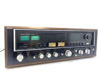 SANSUI 990DB / 9090DB Rare Black Stereo Receiver 250 W RMS Vintage 1977 Like New