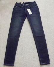 Levis Jeans Sz 9 M / 29 x 29 3/4 535 Skinny Leggings Mid Rise Stretch Dark Wash