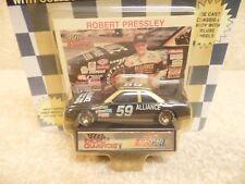 1991 Racing Champions 1:64 NASCAR Robert Pressley Alliance Oldsmobile Cutlass b