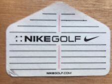 Golf Impact Tape Strike Alignment Training Aid Custom Fit Nike 10 Labels