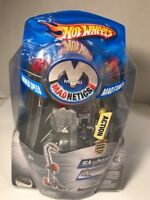 Mattel 2005 Hot Wheels Micro Madnetics Skyhook Launcher Speed Mad Stunts New