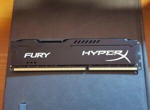 HyperX FURY Black 8GB (1x8GB) 1866MHz DDR3
