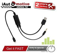 BMW & Mini Ipod Iphone 5 6 7 8 x S se Interfaccia Audio Cavo USB Dei Adattatore