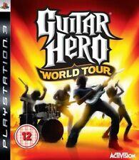 Guitar Hero World Tour Playstation 3 PS3 **FREE UK POSTAGE!!**