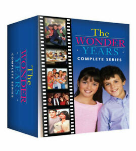 The Wonder Years Complete Series Seasons 1-6 (DVD, 2016, 22-Disc Box Set) NEW