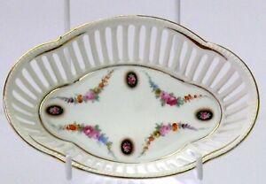 Antique Schumann Arzberg Drezden Germany made porcelain bowl