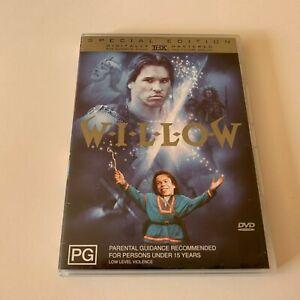 Willow DVD Region 4 Val Kilmer