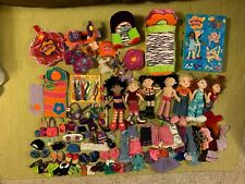 Huge Lot Manhattan Toy Co Groovy Girls Dolls, Furniture and Accessories