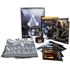 Assassin's Creed: Revelations Collector's Edition (PC) RUSSIA NEW! RAR!