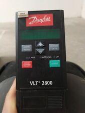 Danfoss Vlt 2800 1x220/240v 15,2A 195n0052 nuovo