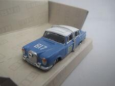 BUB  06271  Mercedes-Benz  300SE  #617  (Eugen Böhringer 1964)  1:87  OVP !