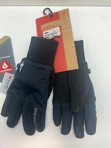 new Specialized ELEMENT 1.0 Winter men's GLOVES Long Finger Black MEDIUM