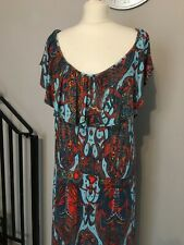 VERY - Ladies Size 16 Spring Summer Dress / Dinner Party / Wedding Event ❤️ Maxi