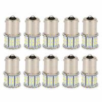 10x 50SMD 1156 P21 W LED BA15S Auto KFZ Standlicht Rücklicht Lampe Beleuchte 12V