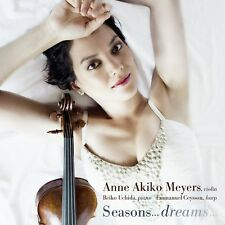 ANNE AKIKO MEYERS - SEASONS,,,DREAMS   CD NEUF VARIOUS