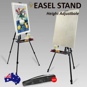 Tripod Painting Artist Easel Display Stand Drawing Board Art Sketch Adjustable